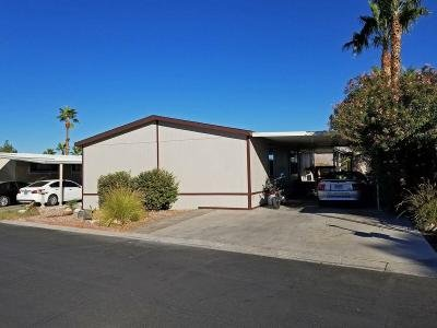 Mobile Home at 1601 S. Sandhill Rd. Las Vegas, NV 89104