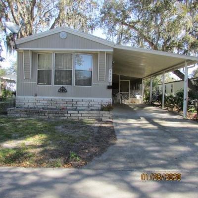 Mobile Home at 3822 Oakcrest Lane Zephyrhills, FL 33541