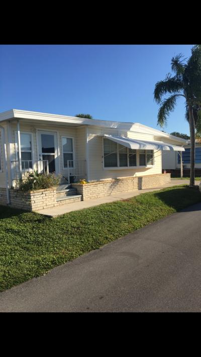 Mobile Home at 686 Brigantine Boulevard North Fort Myers, FL 33903