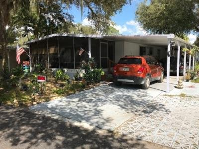 Mobile Home at 900 Aqua Isles Boulevard, Lot D-19 Labelle, FL 33935