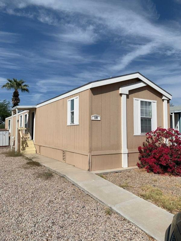 2007 Palm Model Mobile Home For Rent