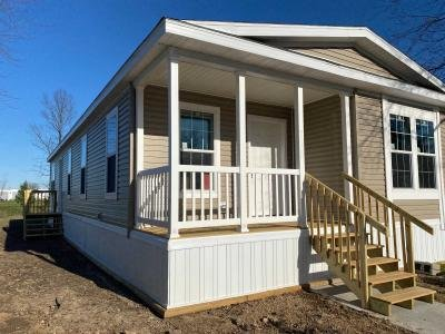 Mobile Home at 10610 East St Rt 762 #13 Lockbourne, OH 43137