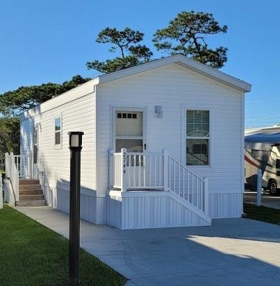 Mobile Home at 2744 Camper Ave Kissimmee, FL 34744