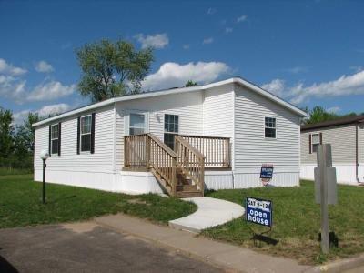 Mobile Home at 3014 Wilson Street, Lot 204 Menomonie, WI 54751