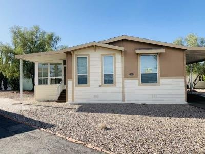 Mobile Home at 1302 W. Ajo #186 Tucson, AZ 85713