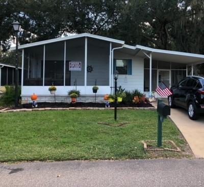 Mobile Home at 10017 Oak Forest Dr. Riverview, FL 33569