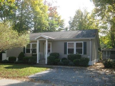 Mobile Home at 40 Bridlepath Trail Killingworth, CT 06419