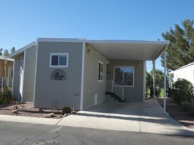 Mobile Home at 1110 North Henness Rd. #1818 Casa Grande, AZ 85122