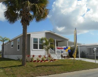 Mobile Home at 1405 82nd Avenue, Site #184 Vero Beach, FL 32966