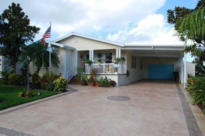 Mobile Home at 1155 W. Lakeview Dr Sebastian, FL 32958