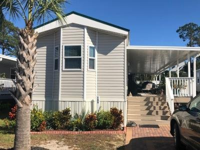 Mobile Home at 1957 Allison Ave. Site 199 Panama City Beach, FL 32407