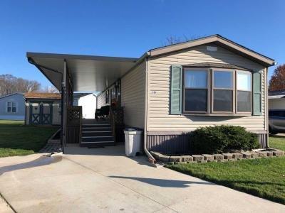 Mobile Home at 30630 Drouillard Rd. Lot #164 Walbridge, OH 43465