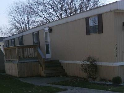 Mobile Home at 7804 S. Lakeside Dr. Pendleton, IN 46064