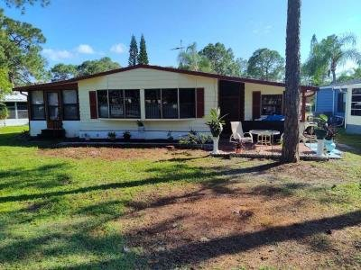 Mobile Home at 19402 Deer Creek Ct. North Fort Myers, FL 33903