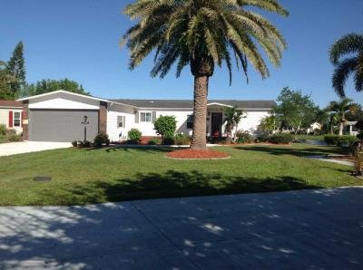 Mobile Home at 10889 Grand Cypress Ct., #32G North Fort Myers, FL 33903