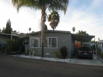 Mobile Home at 718 Sycamore Ave #xxx Vista, CA 92083