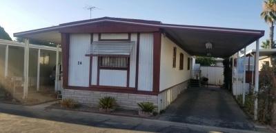 Mobile Home at 2250 W Chestnut St. Spc 24 San Bernardino, CA 92410
