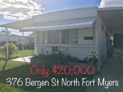 Mobile Home at 376 Bergen St North Fort Myers, FL 33903