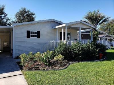 Mobile Home at 518 Orange Blossom Lane Deland, FL 32724