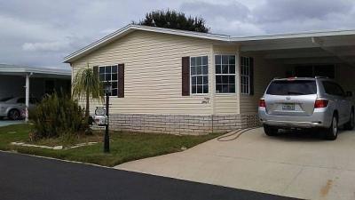 Mobile Home at 2607 Ashburn Pl. Winter Haven, FL 33881