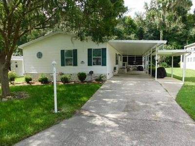 Mobile Home at 4579 NW 20th Street Ocala, FL 34482