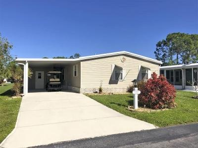 Mobile Home at 2833 Darwin St.  #527 North Fort Myers, FL 33903