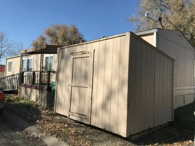 Mobile Home at 2500 E Harmony Road #154 Fort Collins, CO 80528