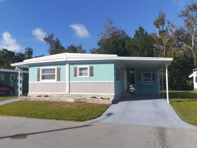 Mobile Home at 5909 Clubhouse Dr New Port Richey, FL 34653
