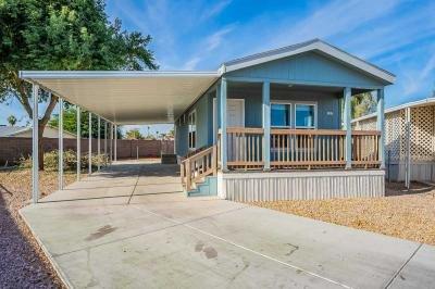Mobile Home at 4400 W. Missouri Ave #127 Glendale, AZ 85301