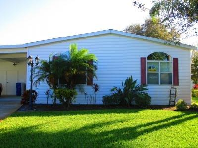 Mobile Home at 4108 Limerick Court Sebastian, FL 32958