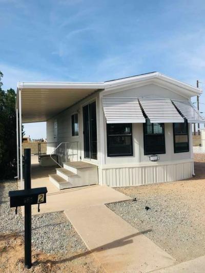 Mobile Home at 9741 E. Main Street Mesa, AZ 85207