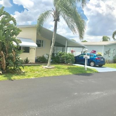 Mobile Home at 6157 Seahore Drive Lantana, FL 33462