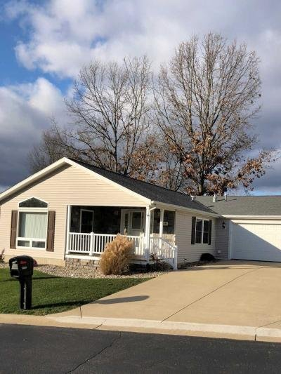 Mobile Home at 5289 Pine Arbor Ridge Kalamazoo, MI 49004