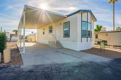 Mobile Home at 2345 E. Main Street, #121 Mesa, AZ 85213