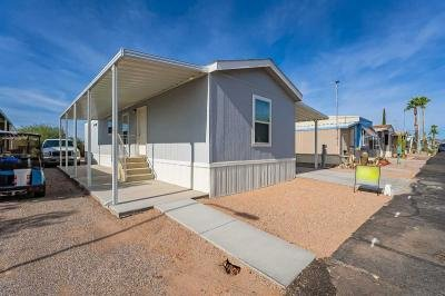 Mobile Home at 2015 E Old West Hwy #22 Apache Junction, AZ 85119
