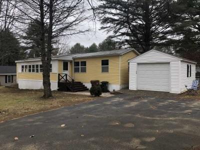 Mobile Home at 24 Pinehaven Street Saco Maine 04072 Saco, ME 04072