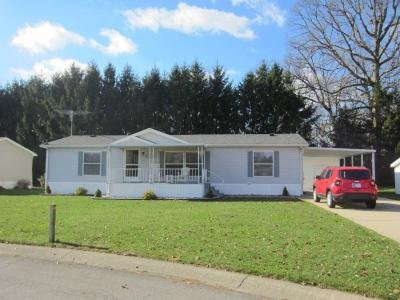 Mobile Home at 3921 Mystic Place Anderson, IN 46011