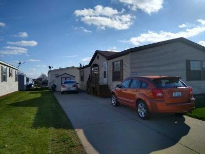 Mobile Home at 43666 Colonial Dr. Clinton Township, MI 48036
