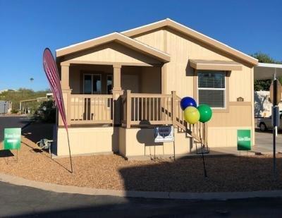 Mobile Home at 7570 E Speedway Blvd, Lot 438 Tucson, AZ 85710