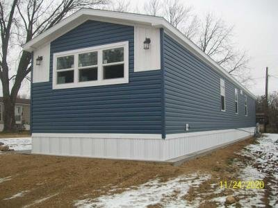 Mobile Home at 166 Sixth St. NW, Lot #3 Clear Lake, WI 54005