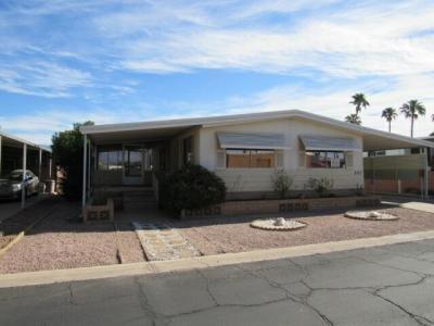 Mobile Home at 3411 S. Camino Seco # 551 Tucson, AZ 85730