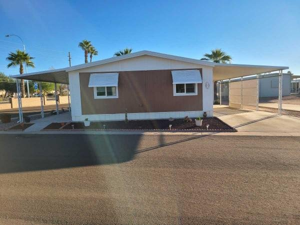 1985 Cavco Mobile Home For Sale