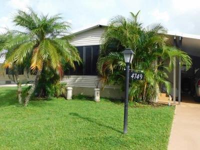 Mobile Home at 4749 Se Bywood Terrace Stuart, FL 34997