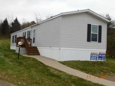 Mobile Home at 3014 Wilson Street, Lot 206 Menomonie, WI 54751