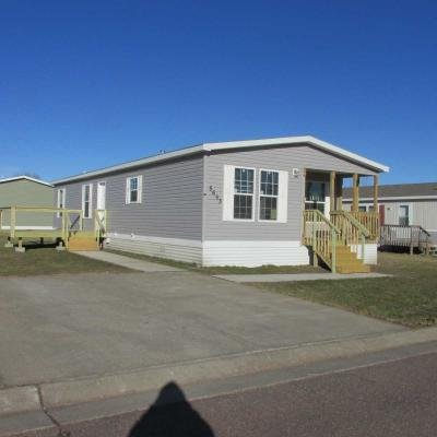 Mobile Home at 5653 W Meridian Pl Sioux Falls, SD 57106