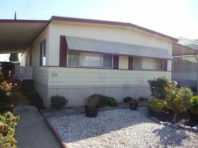 Mobile Home at 121 Banyon Drive Pittsburg, CA 94565