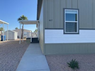 Mobile Home at 2000 S. Apache Rd., Lot #407 Buckeye, AZ 85326