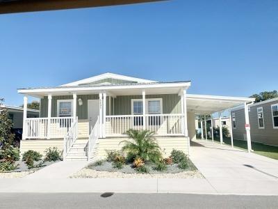 Mobile Home at 8895 Dusk Way Hudson, FL 34667