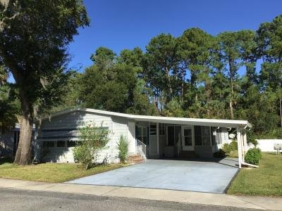 Mobile Home at 1137 Avienda Del Toro Port Orange, FL 32129