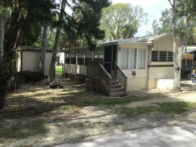 Mobile Home at 10200 West Fishbowl Dr. E08 Homosassa Springs, FL 34448